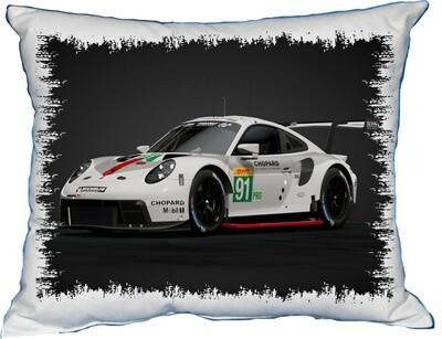 Polštářek závodní auto Porsche