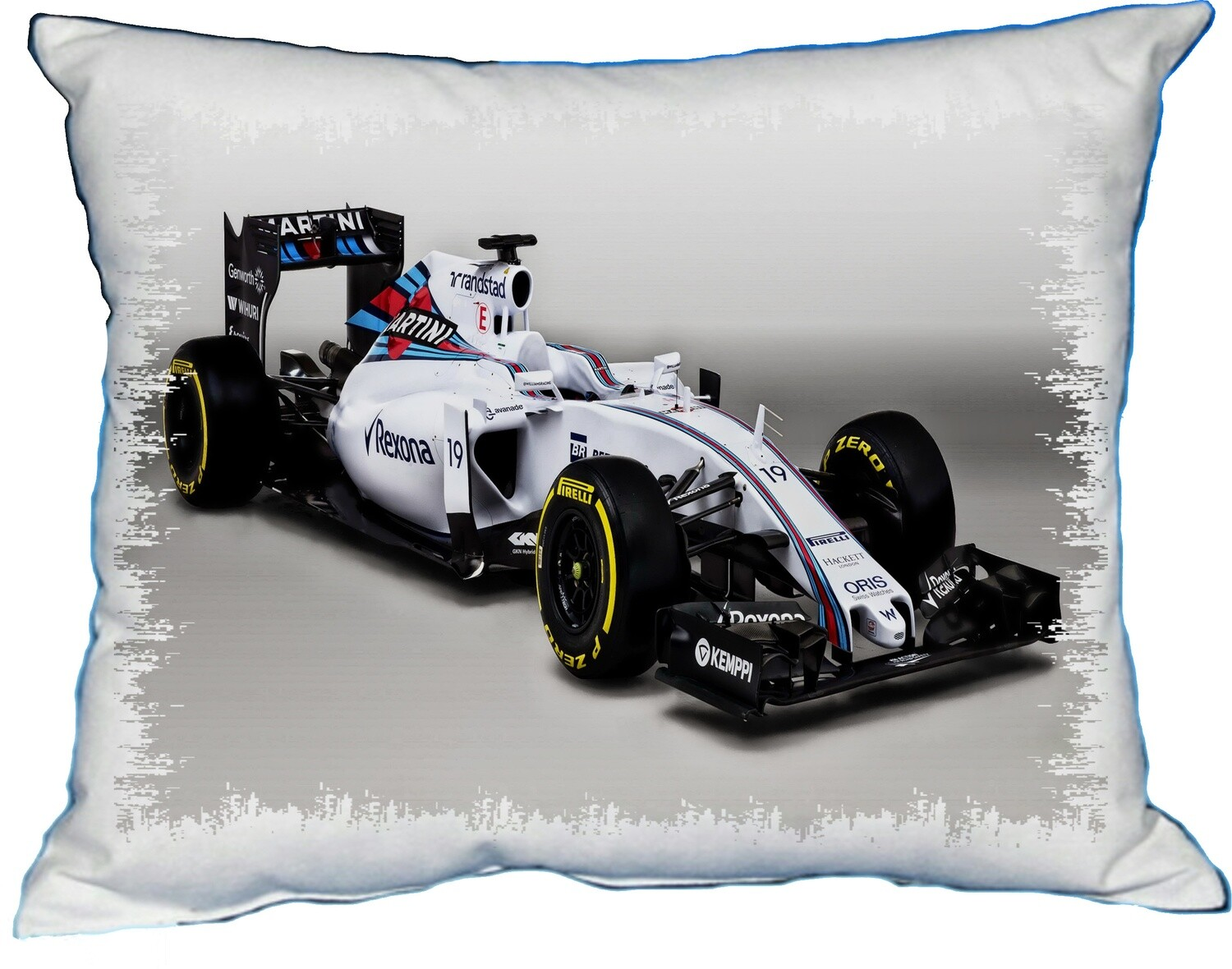 Polštářek Formule 1 - Williams Martini Racing