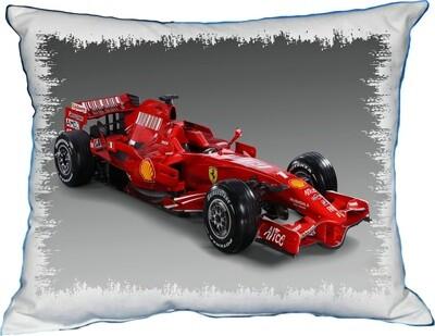 Polštářek Formule 1 - Ferrari