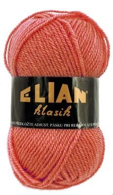 Pletací příze Elian Klasik 4275 - losos