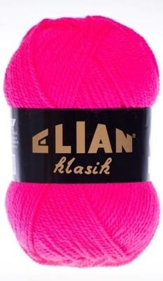 Pletací příze Elian Klasik 98396 - růžová