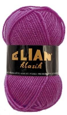 Pletací příze Elian Klasik 4967 - fialová