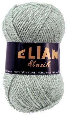 Pletací příze Elian Klasik 515 - zelená