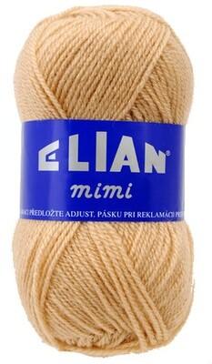 Pletací příze Elian Mimi 1019 - hnědá
