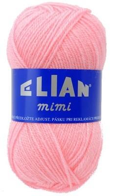 Pletací příze Elian Mimi 229 - růžová
