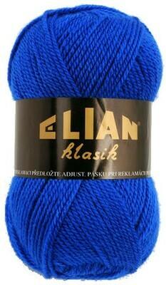 Pletací příze Elian Klasik 133 - modrá
