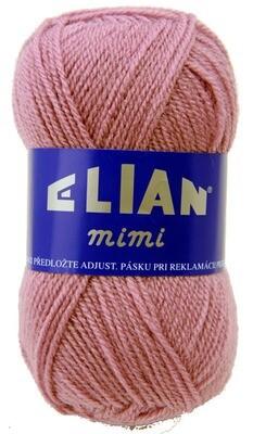 Pletací příze Elian Mimi 252 - fialová