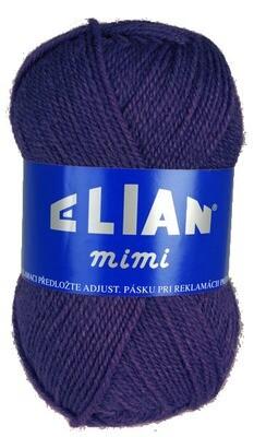 Pletací příze Elian Mimi 3966 - modrá