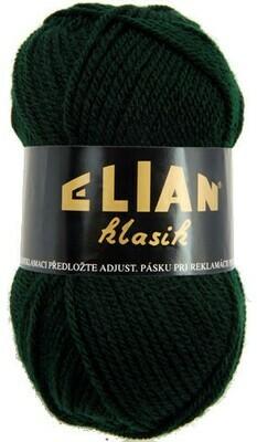 Pletací příze Elian Klasik 204 - zelená