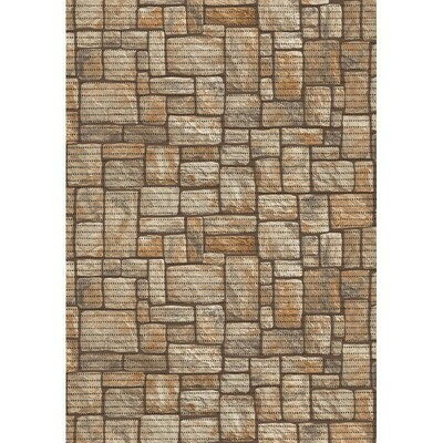 Aqua-mat koupelnová pěnová rohož - vzor 584-2
