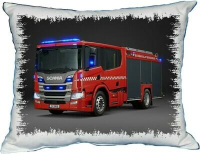 Polštářek Scania Hasiči