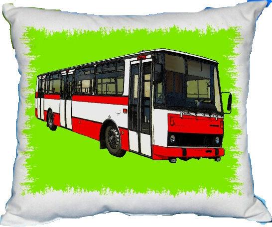Polštářek Autobus Karosa