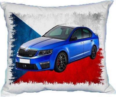 Polštářek Škoda Octavia