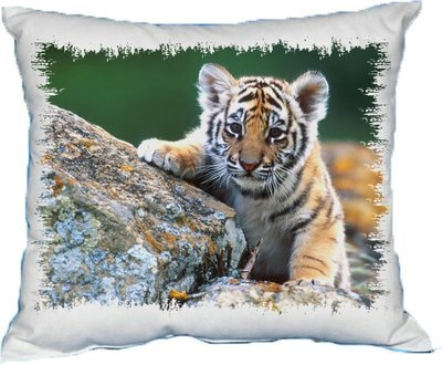 Polštářek Tygr