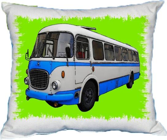 Polštářek Autobus RT