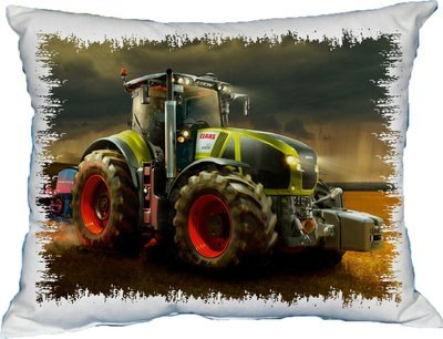 Polštářek traktor Claas