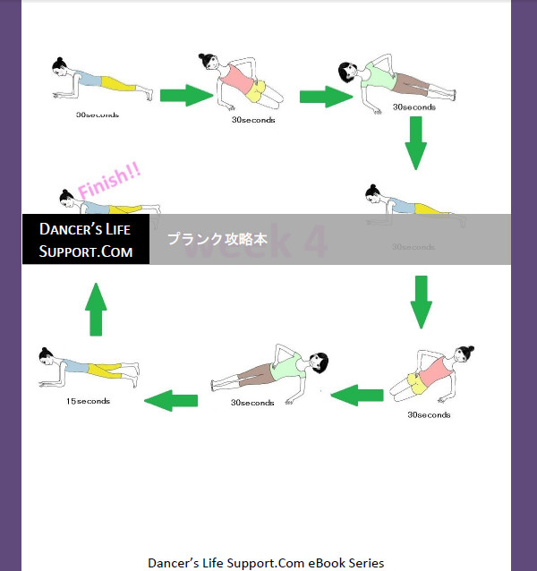 DLS eBook プランク攻略本with音声ファイル