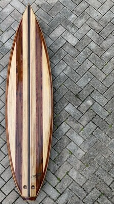 """Short board, 6'6"""" x 20.25 x 2.5"""", Thruster fin set up"""
