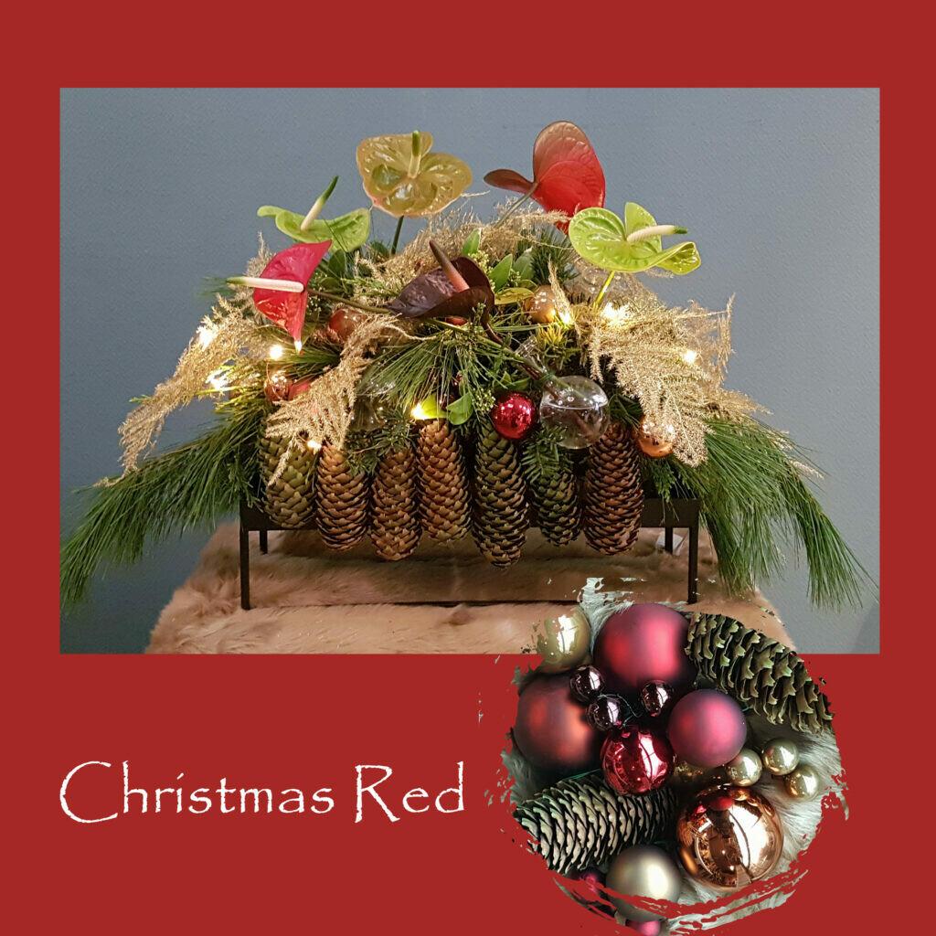 KERSTWORKSHOP 2020 - CHRISTMAS RED