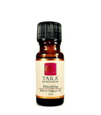 Detoxifying Aromatherapy Bath & Diffuser Oil