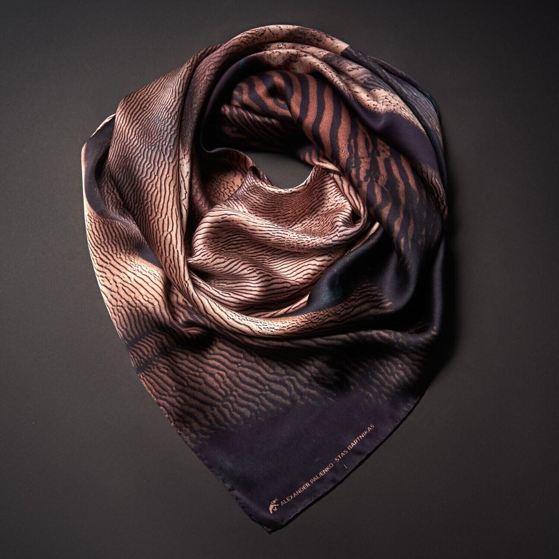 Шелковый платок «Обаяние»