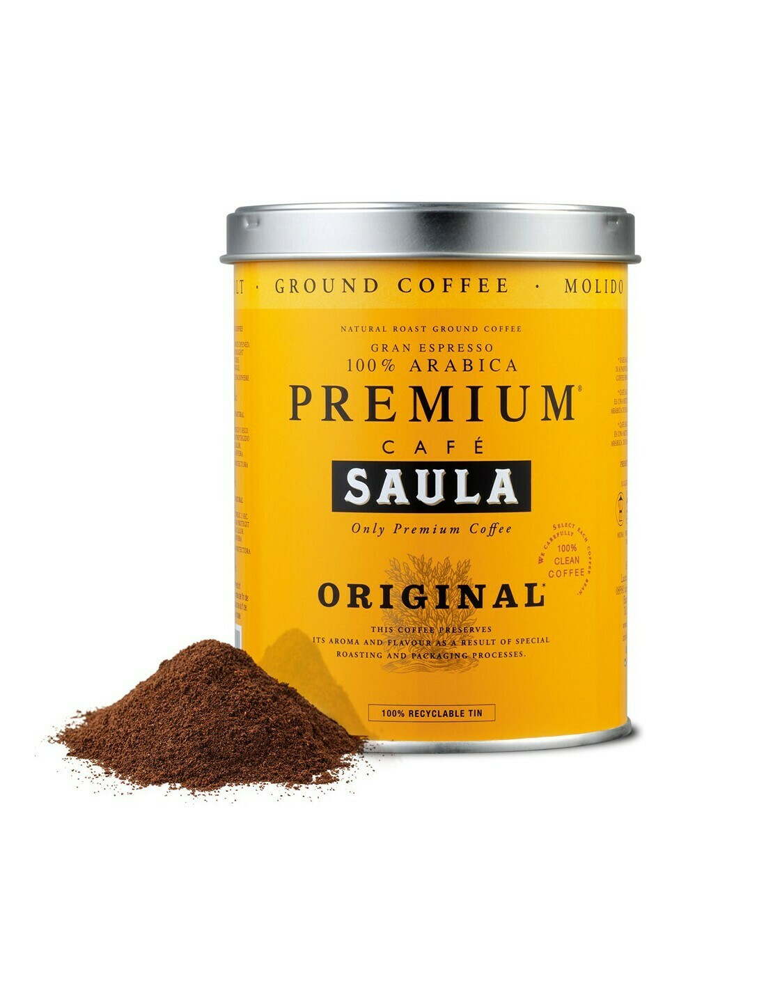 Gran Espresso Premium Original Mielona