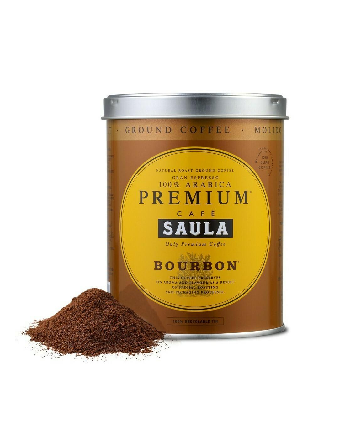 Gran Espresso Premium Bourbon Mielona