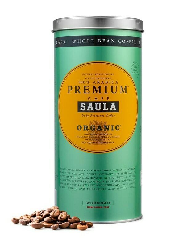 Gran Espresso Premium Organic Ziarnista