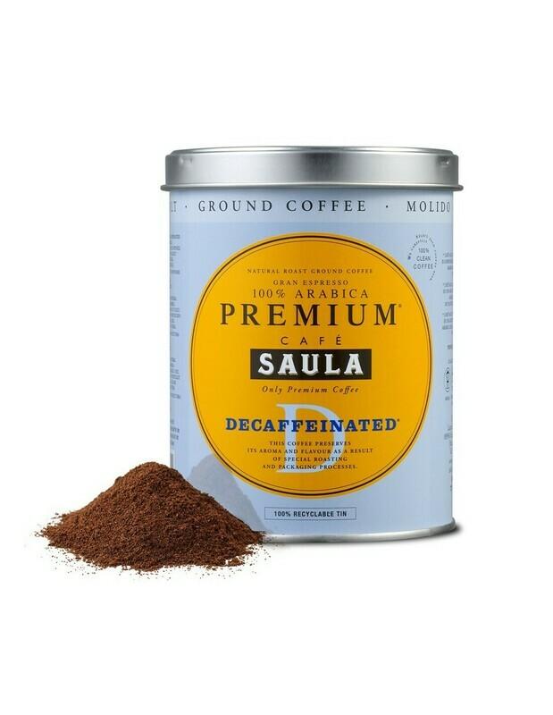 Gran Espresso Premium Bezkofeinowa Mielona