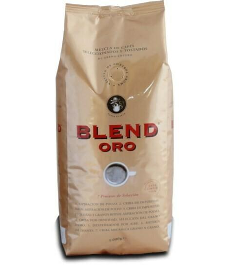 Cafe Saula Blend Intenso Natural 100% Ziarnista 1kg
