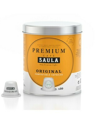 Kapsułki original coffee kompostowalne Nespresso®