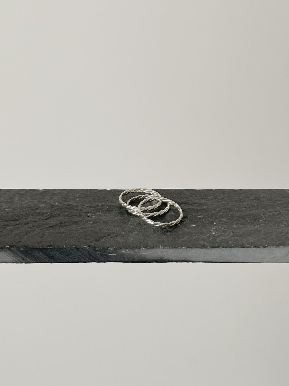 Штабелируемое кольцо