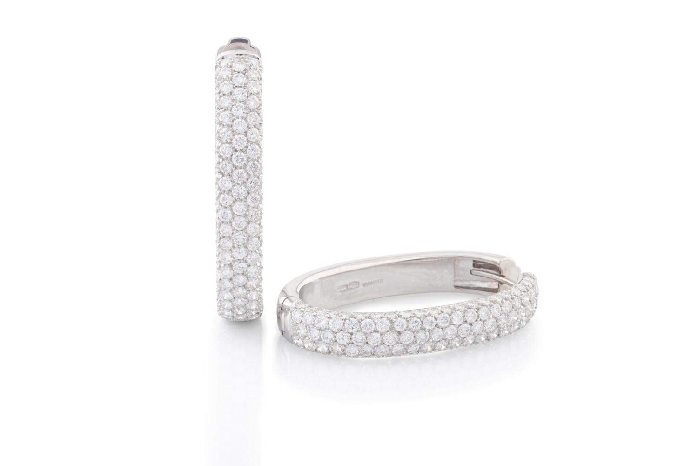 Waterfall Diamonds Earrings