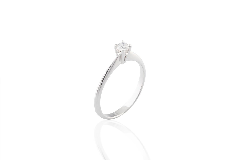 Diamond 0,15 ct Ring