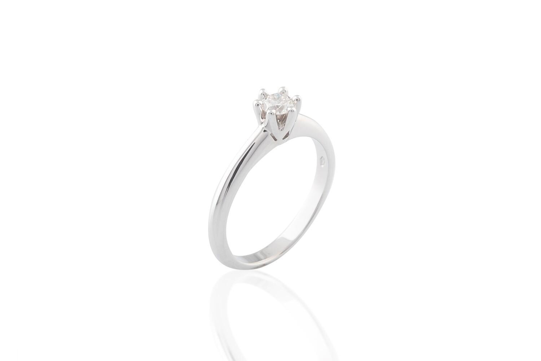 Diamond 0,25 ct Ring