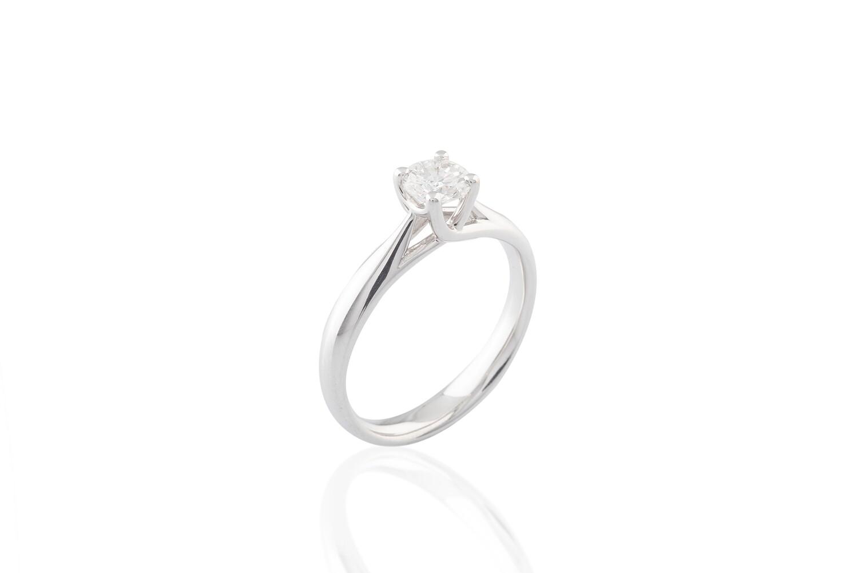 Diamond 0,50 ct Ring