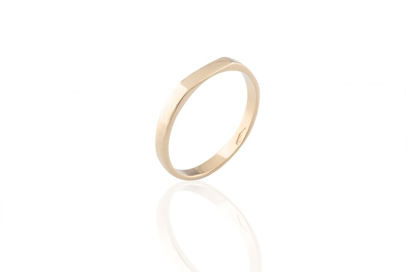 Flat Head Ring
