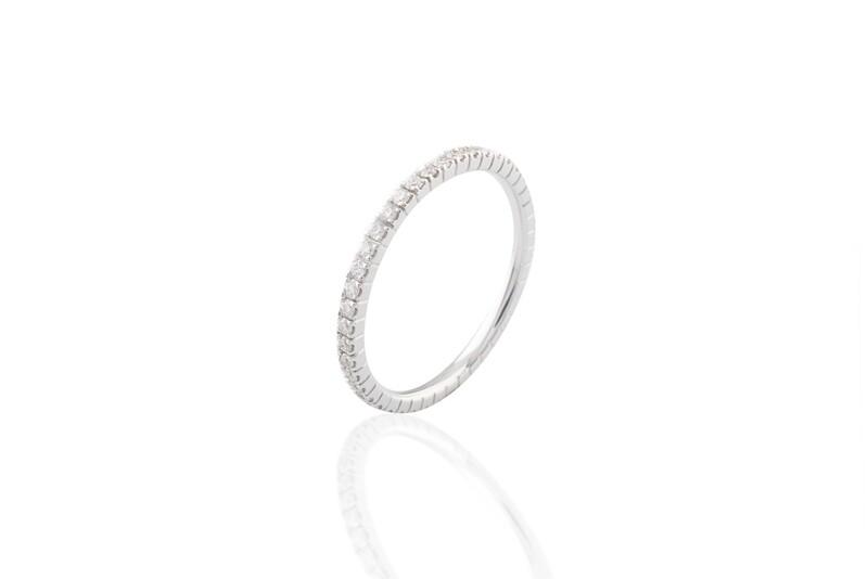 Eternity Diamonds Ring