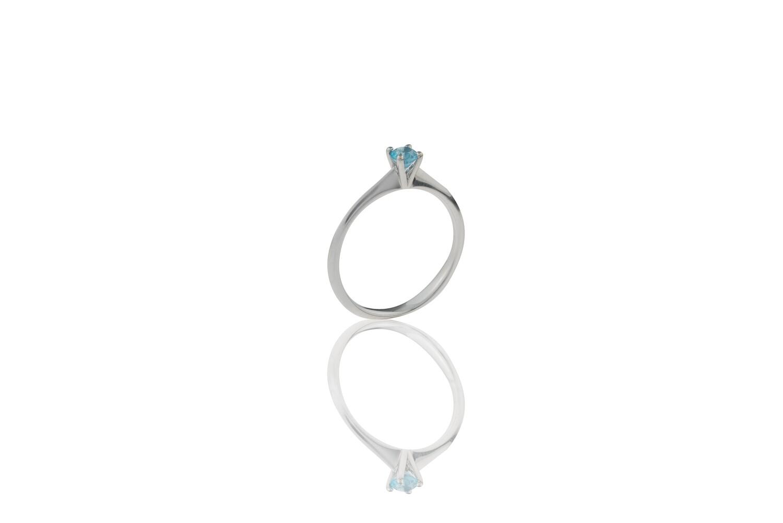 Topaz Solitary Ring