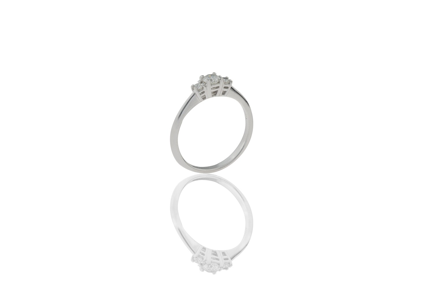 Scale Trilogy Ring