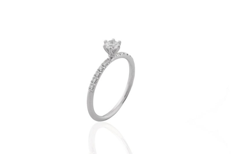 Promise Ring 0,25 ct