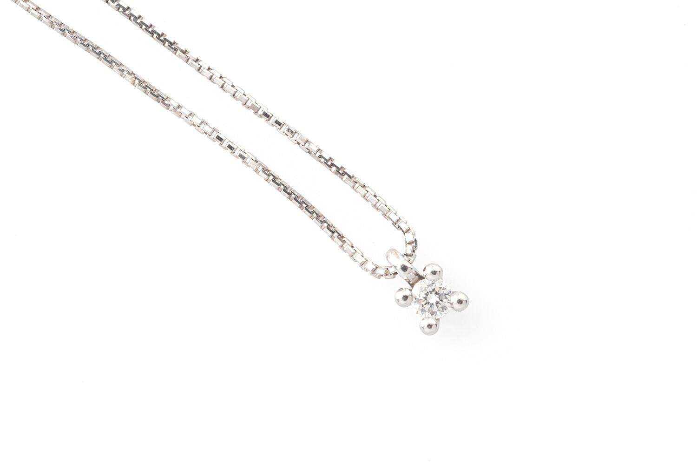 0,05 ct Diamond Necklace