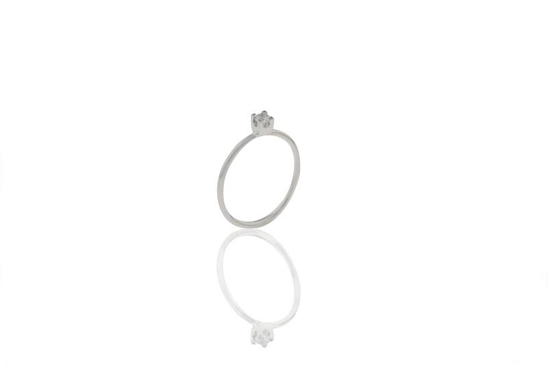 Diamond 0,17 ct Ring