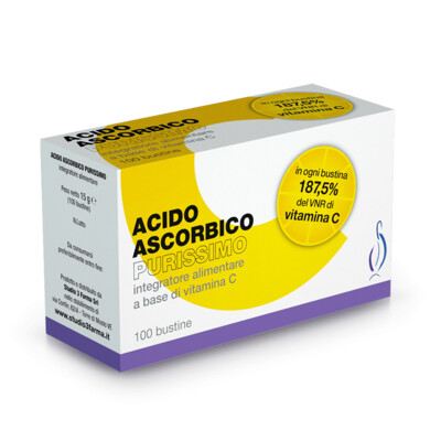 Acido Ascorbico Purissimo