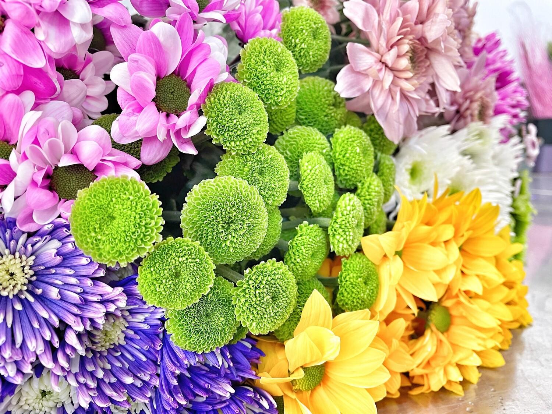 Bulk Spray Chrysanthemums