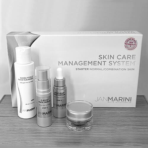 Starter Skin Skin Care Management System Normal/Combination Skin