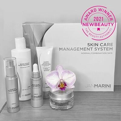 Skin Care Management System Normal/Combination Skin