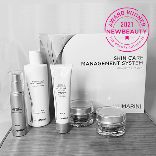 Skin Care Management System Dry/Very Dry Skin