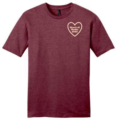 Heart of Hodia 2020 T-Shirt