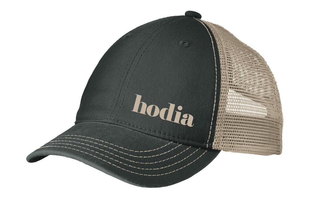 Adjustable Cotton Mesh Back Hodia Hat